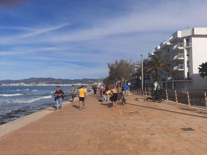 La APB licita la mejora de la iluminación del puerto de Palma, Portixol y es Molinar