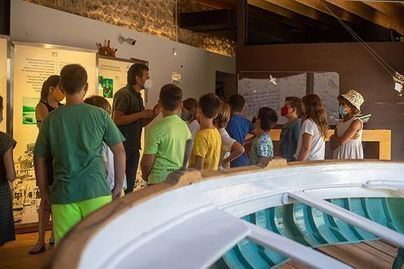 Ses Voltes acoge el segundo ciclo de 'Converses amb la mar' del Museu Marítim de Mallorca