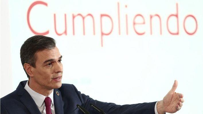 Pedro Sánchez: '2021 será el año de la gran recuperación'