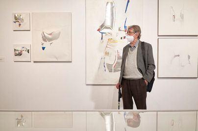 Fallece a los 93 años el pintor ibicenco Rafael Tur Costa