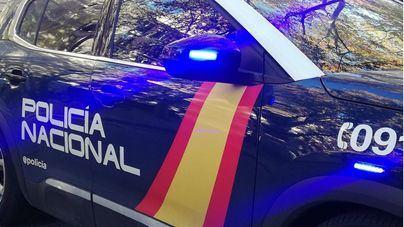 Detenido en Palma un menor por robarle con una navaja el móvil a otro joven