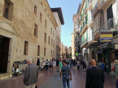 Cielos poco nubosos en Baleares y temperaturas diurnas en ascenso