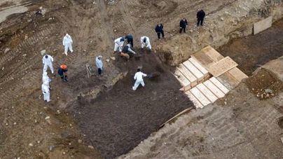 La pandemia cierra el año con más de 1,8 millones de muertos y 82,7 millones de casos