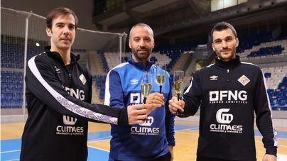 El Palma Futsal se propone alzar el vuelo este domingo ante el Betis