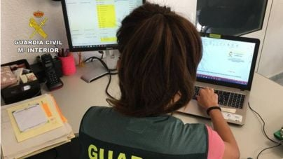 Los clientes de una pizzería de Son Servera huyen a la carrera tras intervenir la Guardia Civil