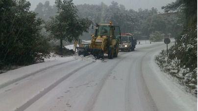 Reabren el tramo central de la carretera de Tramuntana
