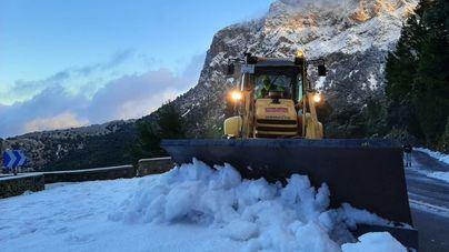 Sigue la inestabilidad con nieve a partir de los 400 metros