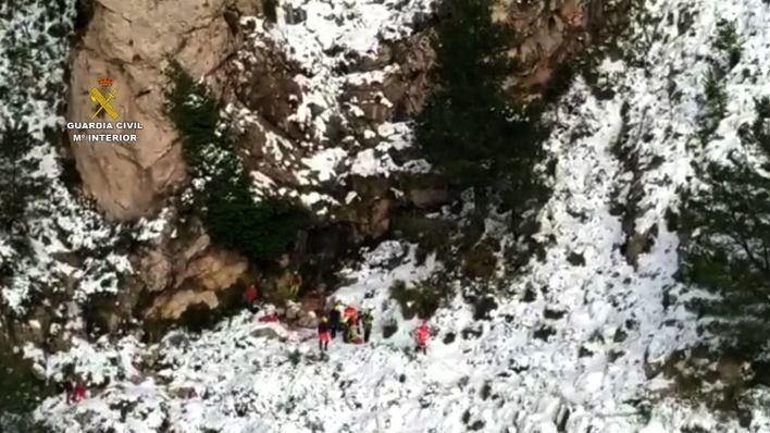 Un excursionista sufre graves heridas tras precipitarse al vacío en Fornalutx