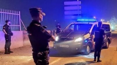 Movilización policial por una falsa alarma de secuestro en Palma