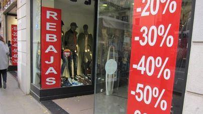 La contratación para rebajas se estrella en Baleares