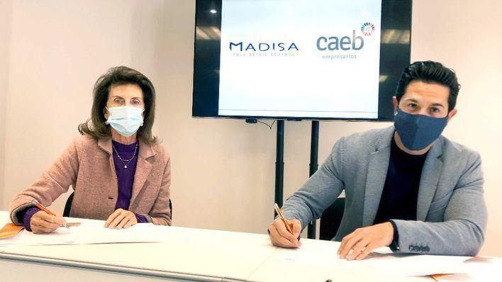 CAEB ofrece a las empresas las soluciones tecnológicas de Madisa frente a la Covid