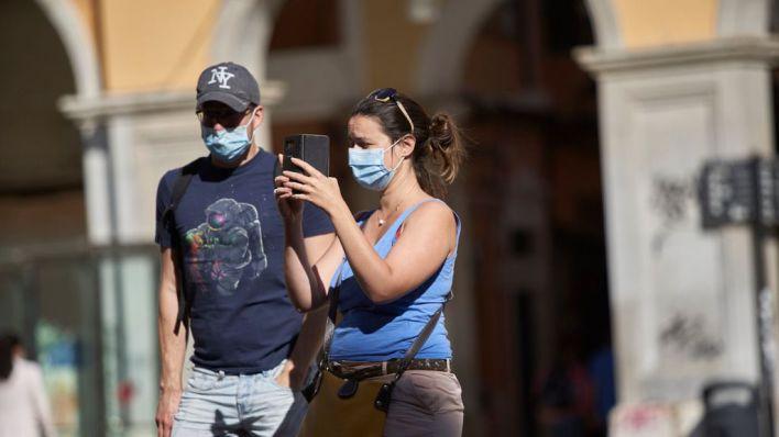 El gasto de turistas extranjeros se desplomó en Baleares un 88 por ciento en 2020