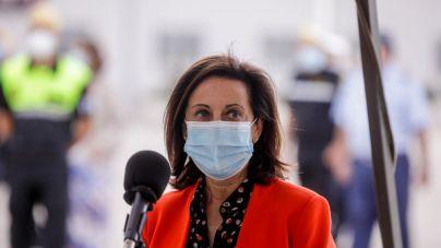 Robles ofrece ayuda militar para vacunar contra el coronavirus