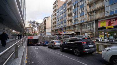 Compras en Palma horas antes de la llegada de los Reyes Magos