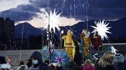 Marratxí da la bienvenida a los Reyes Magos con siete cabalgatas