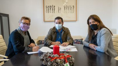 Marratxí destina 20.000 euros a la ONG Casal Solidari para comprar alimentos para familias