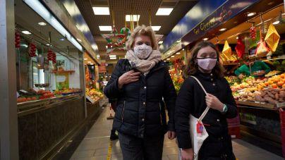 Fin a la Navidad con los indicadores de coronavirus disparados