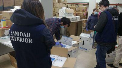 La vacuna de Moderna llegará a España a finales de la semana que viene