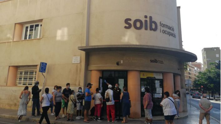 Sindicatos y patronal alertan sobre los 'pésimos' datos del paro en Baleares