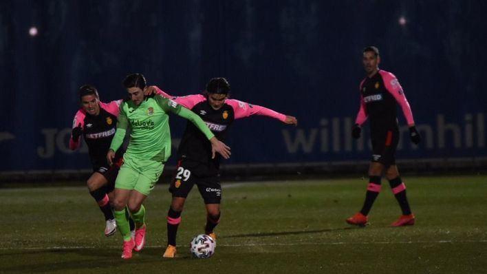 El Mallorca se despide de la Copa tras caer en los penaltis ante el Fuenlabrada