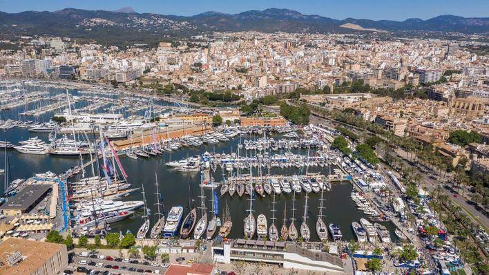 Baleares mantiene el liderazgo nacional del sector náutico en el año de la pandemia