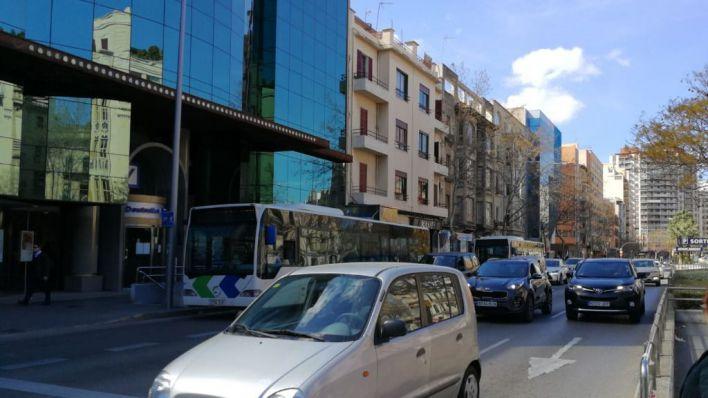 Balearen: Infektionen in Fahrzeugen sind auf dem Vormarsch -Das Auto wird zu einem weiteren Risikoszenario gegen das Covid 19