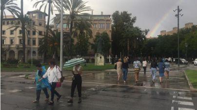Filomena dejará lluvias y tormentas en Baleares durante el fin de semana