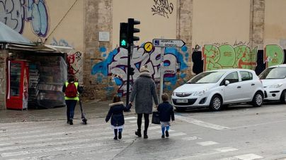 Mallorca vuelve a las aulas con la incidencia de coronavirus en máximos