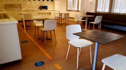 Ola de frío: realojan a 34 personas sin techo en el hotel del Arenal para cuarentenas por Covid