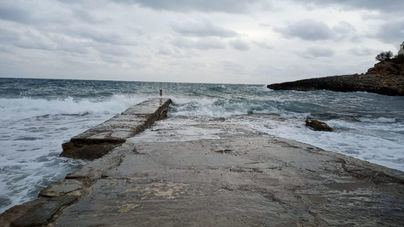 Lluvias y tormentas en Baleares