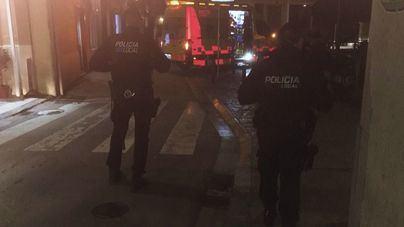 Una mujer, muy grave tras caer desde un cuarto piso en Palma