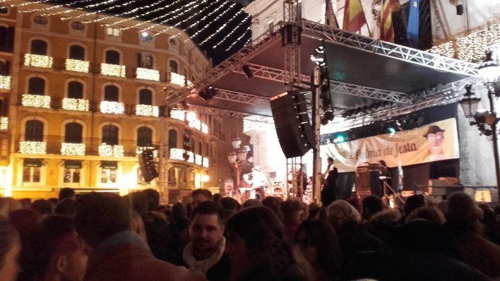Afedeco pide suspender los conciertos de Sant Sebastià