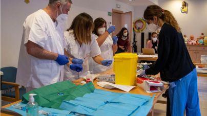 Baleares no guardará la segunda dosis de vacuna y pondrá