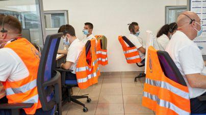 Baleares tiene ya 421 rastreadores tras incorporar 30 técnicos de laboratorio