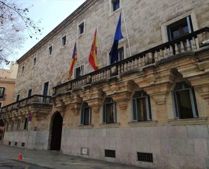Dos años de cárcel por tener un laboratorio de fabricación de drogas en Palma