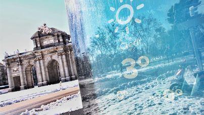 Casi una cuarentena de provincias en situación de riesgo a causa del frío
