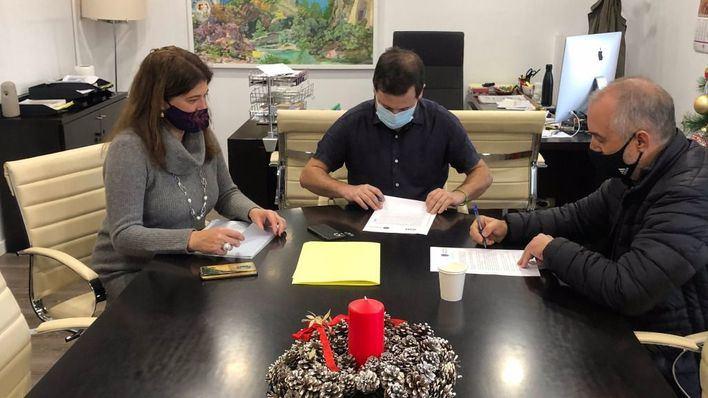 Marratxí apoya la labor social de la Asociación Balear de Esclerosis Múltiple