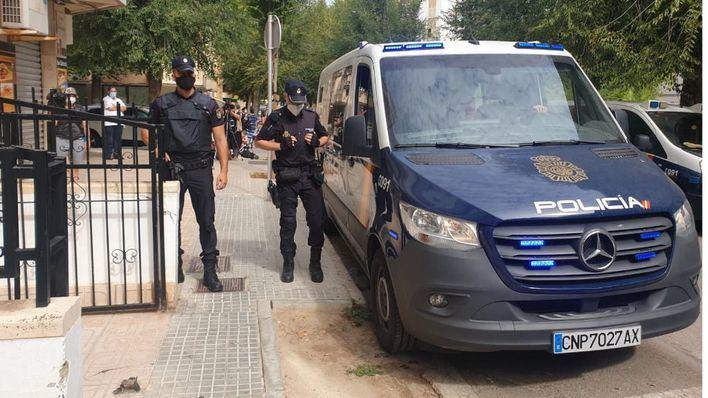 Detenido en Palma por abusar de su sobrina y acosar a otra menor