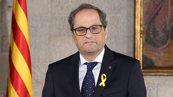 "Sa Fundació pregunta a Armengol si 'Baleares pertenece a la nación catalana"", como indica Torra"