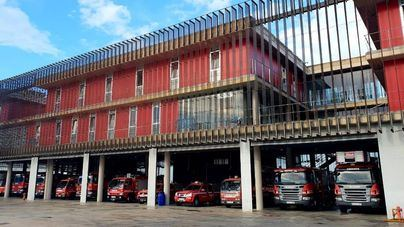 Alarma vecinal por un incendio en una vivienda en S'Escorxador de Palma