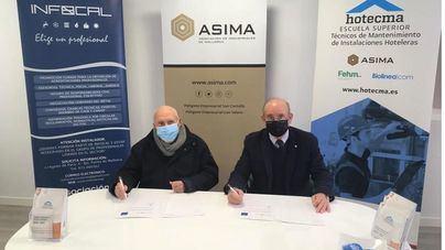 Fundación Asima y Asociación de Instaladores Infocal unen fuerzas en la formación laboral