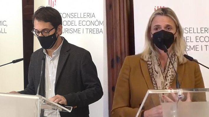 Negueruela dice que habrá temporada y los hoteleros urgen a vacunar y proteger las empresas