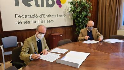 Nuevo convenio entre Endesa y la Felib para el suministro de energía renovable a los ayuntamientos
