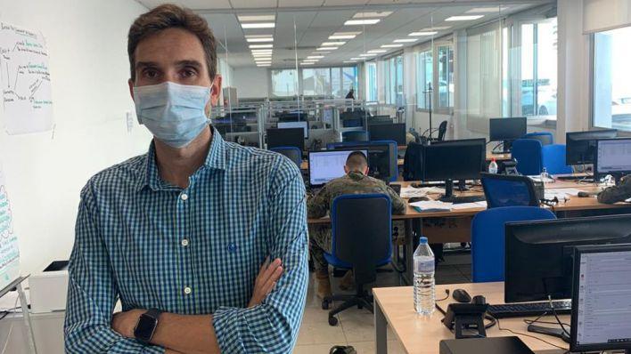 'El problema es que mucha gente con síntomas leves ha seguido quedando'