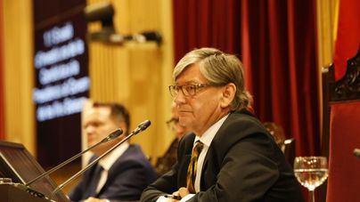 El Parlament balear aprobó tres leyes en el transcurso de todo el pasado año