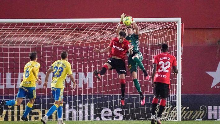 El Real Mallorca peina el mercado de invierno en busca de un goleador