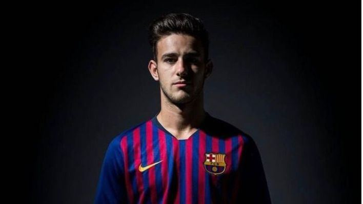 'Peque' engrosa la nómina de delanteros del Poblense tras un acuerdo con el FC Barcelona
