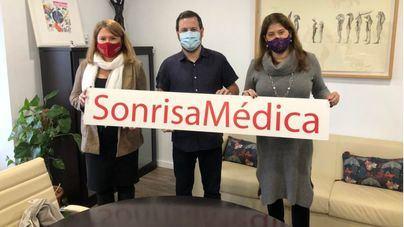 Marratxí renueva su convenio con Sonrisa Médica y le otorga 5.500 euros
