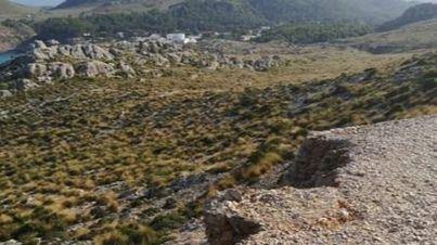 El Ajuntament de Pollença rehabilitará el camino de Coves Blanques