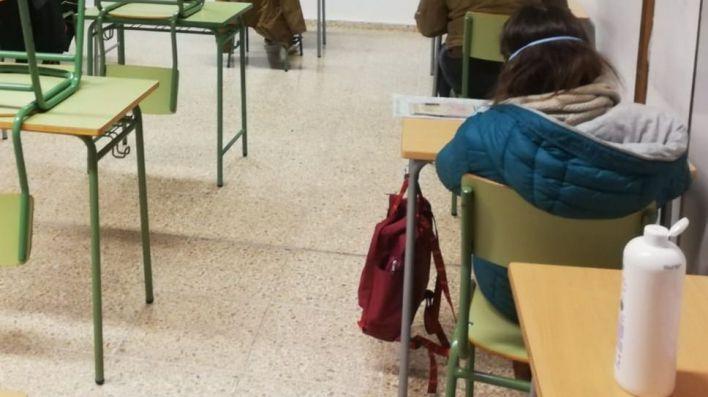 Frío en las aulas: La conselleria pagará el exceso de calefacción